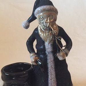 Other - Yankee Candle Boney Bunch Retired 2010 Claus